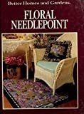 Floral Needlepoint, Nancy Reames and Beverly Rivers, 0696018543