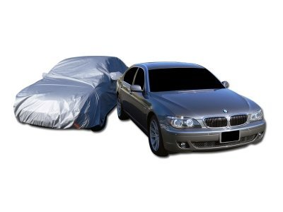 i3 cc5400mm Water Proof Car Cover w/Mirror Pockets - Xx Large
