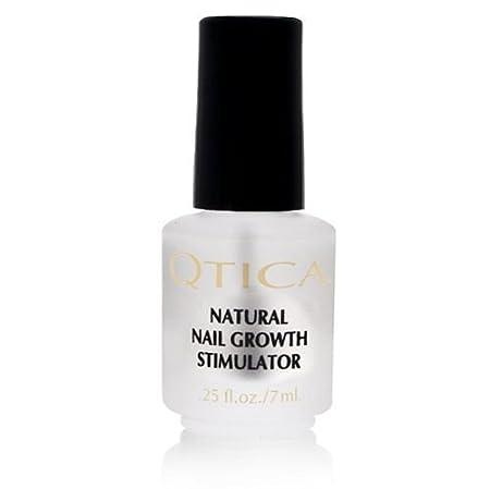 Amazon.com : QTICA Natural Nail Growth Stimulator - 0.25oz : Nail ...