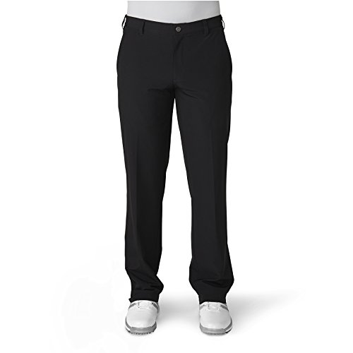timate Regular Fit Pants, Black, Size 35/32 ()