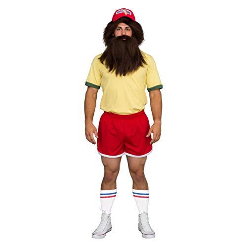 Forrest Gump Adult Halloween Complete Costume Set