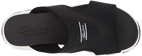 Skechers31520 Noir Retro D'Lites Vibe Femme rxaUArqw
