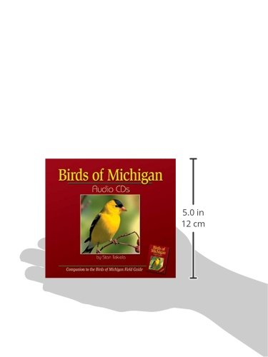 Birds of Michigan Audio CDs: Compatible with Birds of Michigan Field Guide
