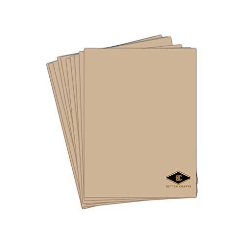FOAMIES Sheet Light TAN 2MM 9X12IN (10 Pack)