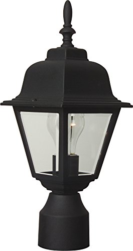 Craftmade Z175-05 One Light Post Mount