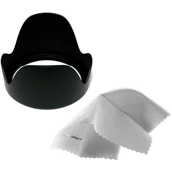 Pro Digital Hard Lens Hood for The Panasonic Lumix DMC-GX7 GF6 GM1 14-42mm G X Vario PZ Micro Lens G6 Digital Camera Which Has A