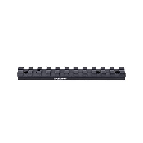 Ruger 10/22 Picatinny Rail Mount for Scopes and Optics (Best Ruger 10 22 Receiver)