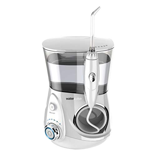 nightfall Water Flosser, Design with5 Jet Tips,Professional Electric Dental Countertop Oral Irrigator Anti Leakage for Teeth and Braces