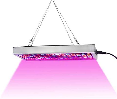 LED 성장 조명 풀 스펙트럼 패널 성장 램프 실내 식물 마이크로 그린 클론 다육성 묘목 용 IR 및 UV LED 식물 조명이 있는 램프 / LED 성장 조명 풀 스펙트럼 패널 성장 램프 실내 식물 마이크로 그린 클론 다육성 묘목 용 IR 및 UV LED 식물 조명이...