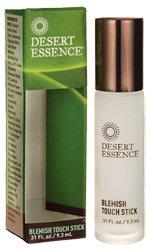 Desert Essence, Blemish Touch Stick, with Eco-Harvest Tea Tree Oil, 0.31 oz