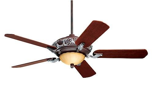 Emerson Ceiling Fans CF943BZH Palazzo Fan - Bronze Heritage Traditional Indoor Fan 54