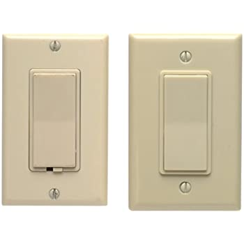 Leviton 6696 I Anywhere Switch Rf Remote Decora Rocker 3