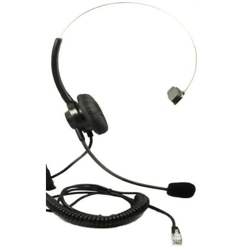 Headset Headphone Hands-free + Microphone Compatible for Only Avaya 9608 9608g Avaya 9620l Avaya