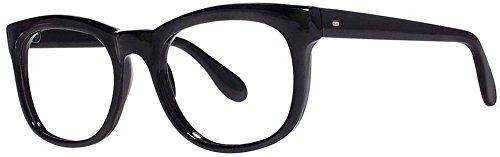 Retro Style Wayfarer Reading Glasses-Oversize Frame-RX - Style Glasses Retro Frames