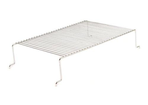- PK Grills PK 99020 Raised Cooking Grid, Silver