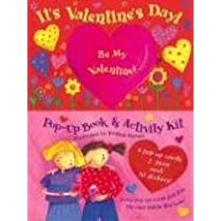 It's Valentine's Day!: A Pop-Up Book and Activity Kit