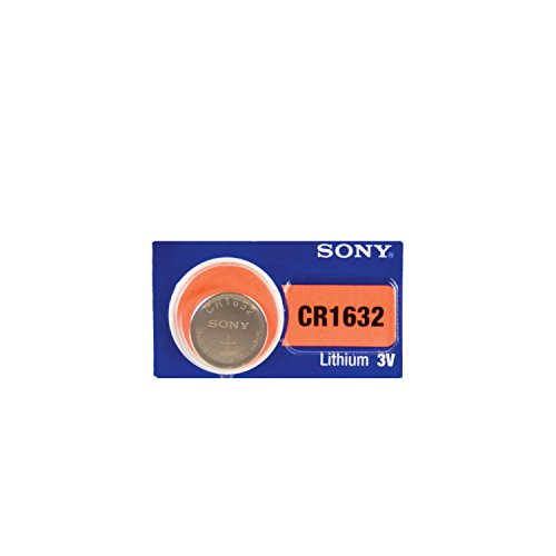 Sony CR1632 3 Volt Lithium Coin Cell Battery (1 Batteries) by Sony (Image #1)