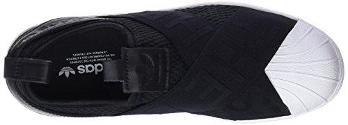 adidas W 000 Negbas Fitness Ftwbla Scarpe da Slipon Nero Superstar Donna Negbas gpxrp
