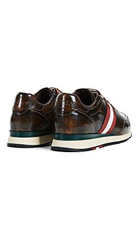 Bally Mænds Aston Sneakers Karamel xvvKyBPdT