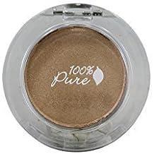 100% Pure Pressed Powder Eye Shadows, Champagne by 100% Pure