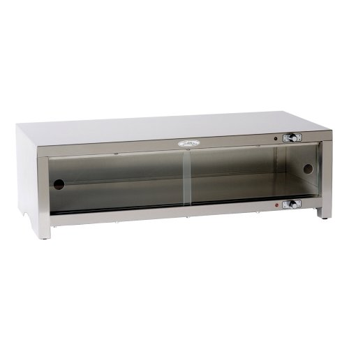 (BroilKing MLW-C Warming Cabinet with Family-Size Warming Tray)