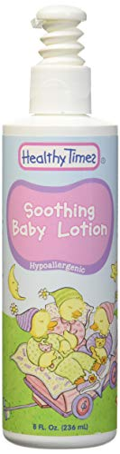 - Healthy Times Soothing Baby Lotion, 8 Ounce
