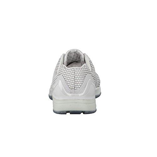 Reebok Bd5120, Zapatillas de Deporte para Mujer Blanco (White / Skull Grey / Black / Asteroid Dust)