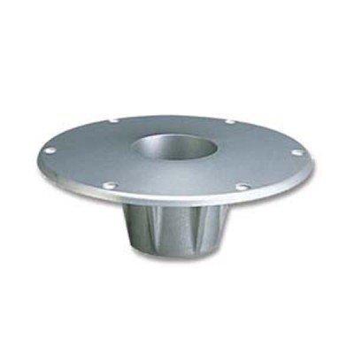 AMRG-75355 * Garelick 2.875 Flush Mount Socket Base for Table Pedestal 75355