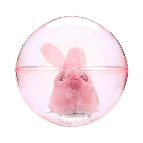 ZOOARTS 2019 Milo Activation Animal Ball-Pet Cat Dog Toy (Rabbit) ()