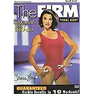 9156299cd7ec8 Amazon.com  The Firm Total Body MAXIMUM BODY SHAPING SCULPTING Dvd  Tracie  Long  Movies   TV