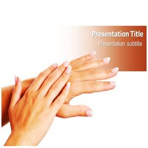 Cosmetology Powerpoint Template   Cosmetology Background for Ppt   Ppt Slides on Cosmetology   Cosmetology Powerpoint Templates