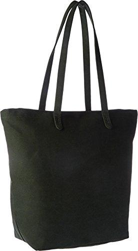 Herschel Cotton Canvas Mica XS Borsa tote verde scuro Espacio Libre Para Barato Tienda Online 1oUMm3Q12Y
