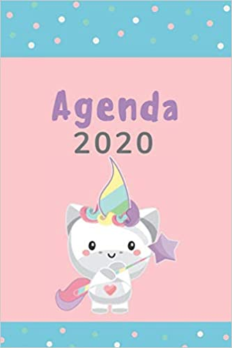 Agenda 2020: Kawaii Interiores Para Colorear Unicornio I ...