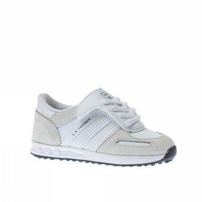 adidas , Chaussures premiers pas pour bébé (fille) Blanc Cassé blanc 20