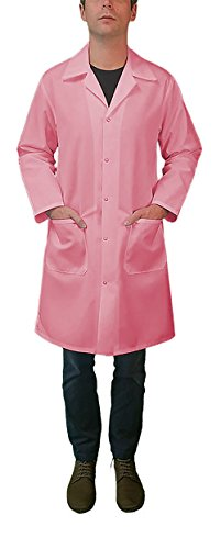 Pink Lab Coat - 3