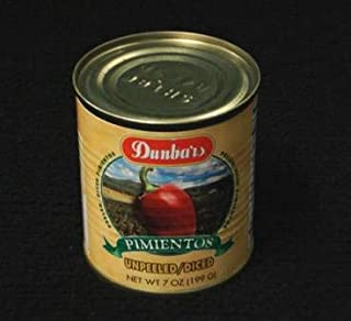 product image for Moody Dunbar Diced Unpeeled Pimiento - 7 oz.glass jar, 24 jars per case