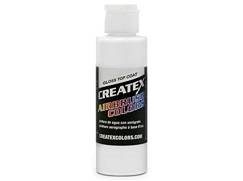 4 oz Gloss Top Coat Airbrush Paint Createx Gloss Top Coat