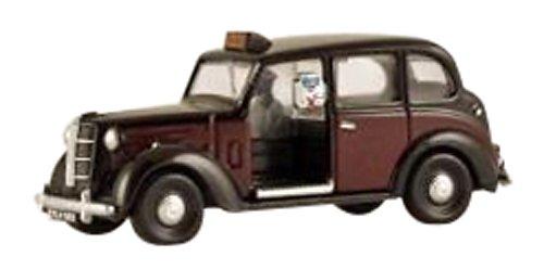 1/76 オースチン FX3タクシー ブラック/バーガンディ EM76828
