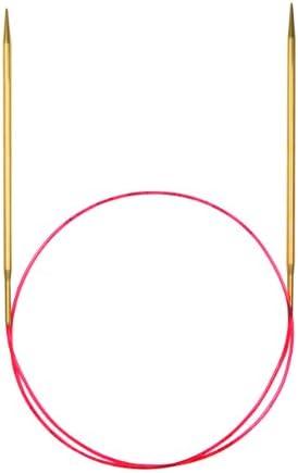 Addi Turbo :Circular Needles: 10.5 US 24 in