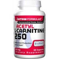 Jarrow Formulas Acetyl L Carnitine 250mg