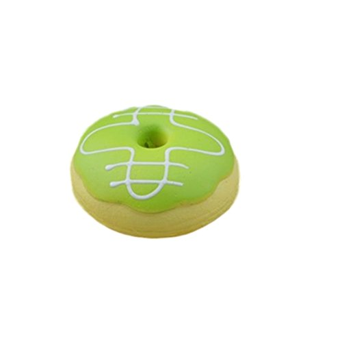 [9CM Random Squishy Simulation French Donuts Slow Rising Squishy Fun Toys Decoration] (Donut Costume Homemade)