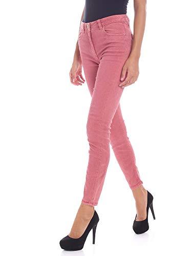Cotone Elisabetta Pj14s87e2r25 Donna Jeans Rosa Franchi vxAqUOIw