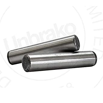 3//32 X 7//8 Dowel Pins 18-8 Stainless Steel Package Qty 100