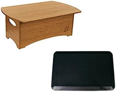 Figura Classic bambú soporte de escritorio combo pack: Amazon.es ...