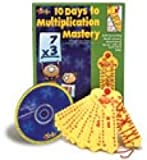 Multiplication Mastery W/CD, MARIAN STUART, 0943343003