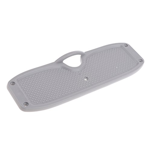 (MagiDeal Outboard Transom Mounting Plate 30 x 9.3cm Motor Boat Dinghy Yacht Fishing)