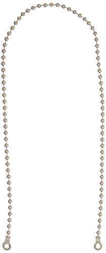Faucet Beaded - LDR Industries 5014101 Beaded Stopper Chain, 15