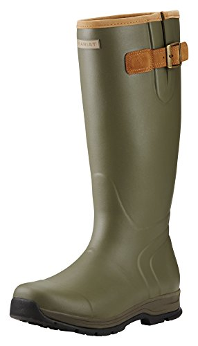Ariat Womens Burford inulated Stivali, colore: verde oliva