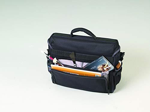 Amazon.com  Martin Just Stow-it Ultimate Messenger Bag for the Arts ... c47b06d28de0b