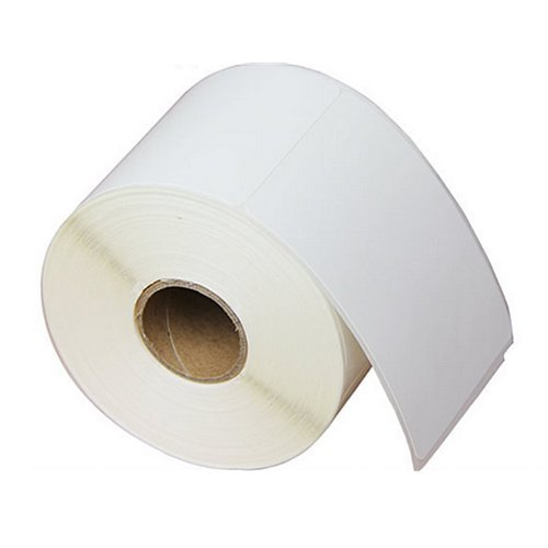 50 Rolls of White 2-5/16''x10-1/2'' Dymo Compatible 30387 3-Part Internet Postage Confirmation 100 Labels P/R 400 450 Twin Turbo by Labels and More